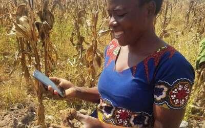LandPKS Adoption in Tanzania