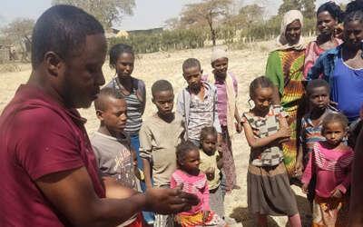 Introducing Adane Buni: LandPKS Country Coordination Officer for Ethiopia