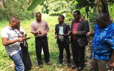 Introducing Elifadhili Daniel:  LandPKS Country Coordination Officer for Tanzania