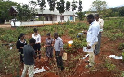 Ag Practioners in Morogoro, Tanzania Excited by LandPKS
