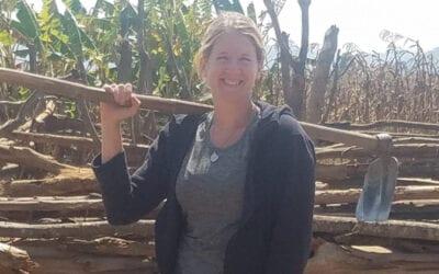 Saying Goodbye to Amy Quandt, LandPKS Global Coordinator.