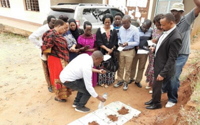 Tanzania Agriculture Professionals Give Kudos to LandPKS