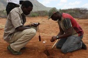 Soil survey in Africa