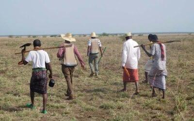 LandPKS in Ethiopia