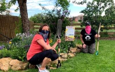 Eco-Cycle's Community Carbon Farming Campaign