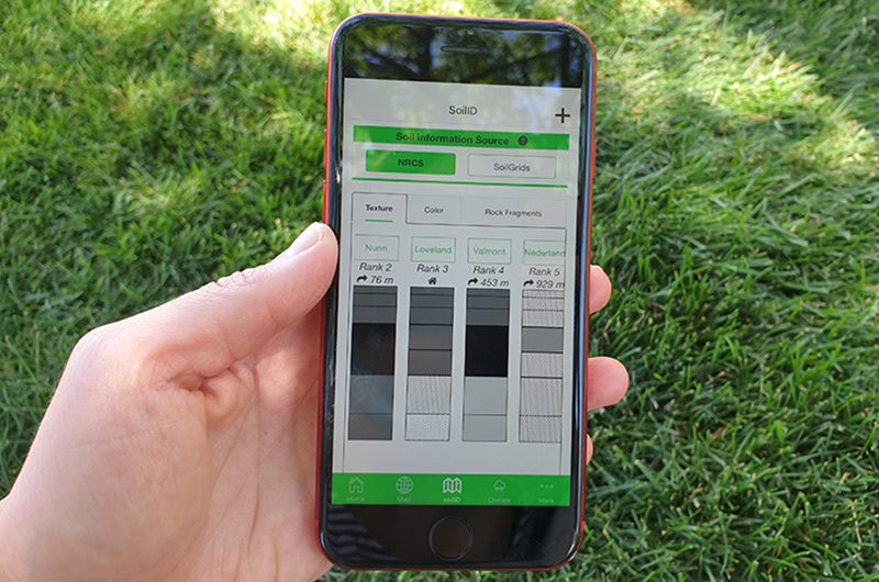 soilID being used outside